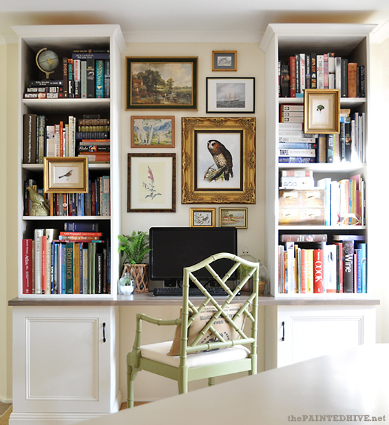 Home Office Makeovers - DIY Decorator