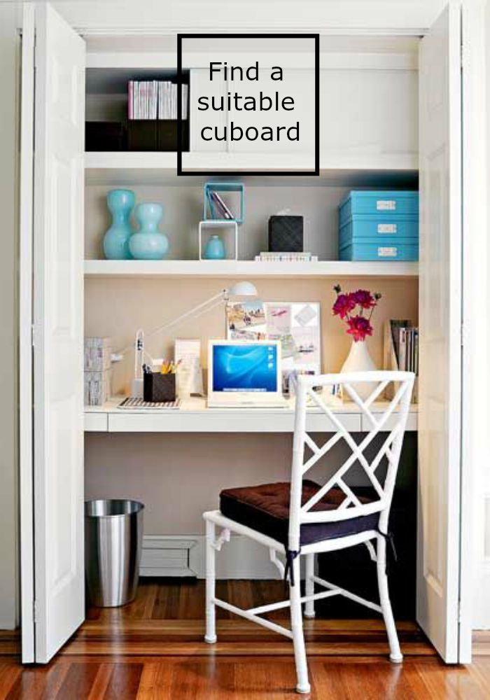 creating a home office nook will help to contain choose cupboard that has easy somewhere you can open up the doors and comfortably